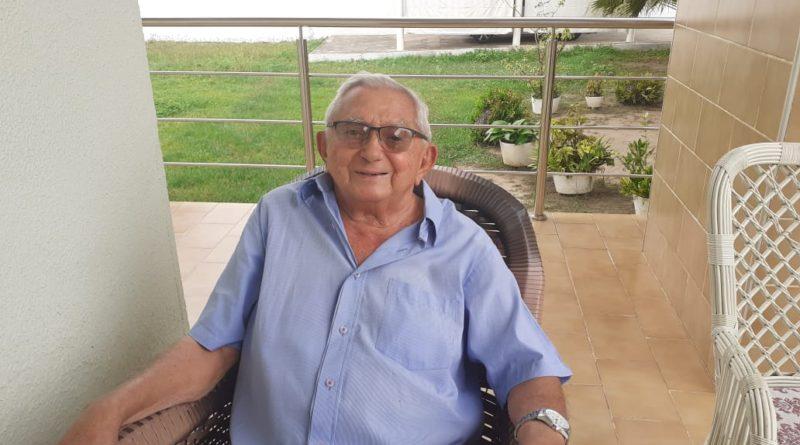 VÁRZEA ALEGRE :  ex prefeito  Pedro Sátiro e diretor da Rádio Cultura Fm 96, faz 91 anos neste Domingo